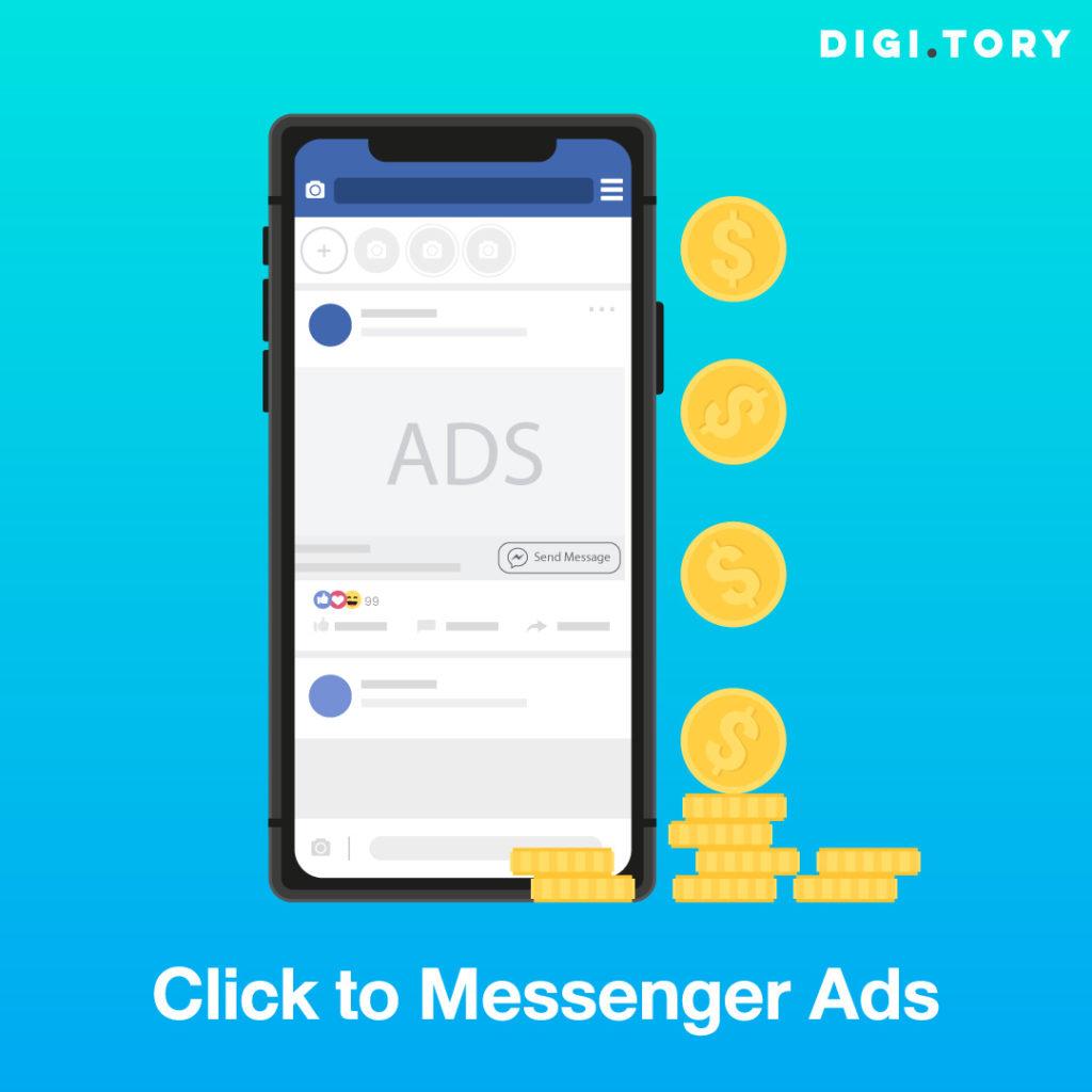 Click to Messenger Ads